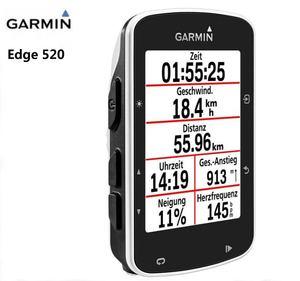 Image 1 - Garmin Edge 520 Radfahren Fahrrad Computer GPS Aktiviert Montieren Straße/MTB Bike lenker Garmin 200 510 810 speed Cadence sensor