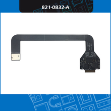 "New A1286 Trackpad Touchpad Flex Cable 821 0832 A For Macbook Pro 15"" A1286 Touchpad Cable Replacement 2009 2012 Year"