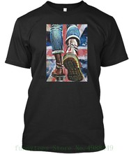 Skin Ska Boots Jack Stylisches T Shirt ( S - 5xl ) T Shits Printing Short Sleeve Casual O-neck Cotton(China)
