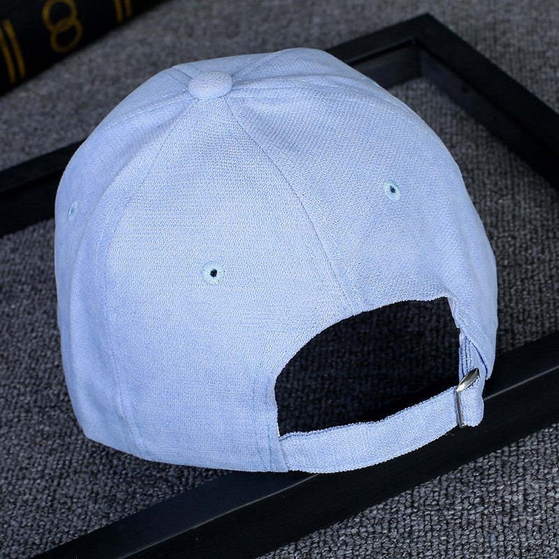 New Fashion Hat Emberoidery Baseball Cap for Men Women Iron Ring Design Adjustable Men 39 s Cap Streetwear Baseball Cap for Childre in Men 39 s Baseball Caps from Apparel Accessories