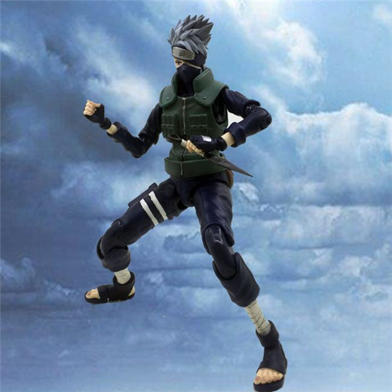 VAH <font><b>DX</b></font> <font><b>Toy</b></font> News PREMIUM VARIABLE ACTION HEROES <font><b>DX</b></font> SERIES (NARUTO) Kakashi Hatake NO00 image