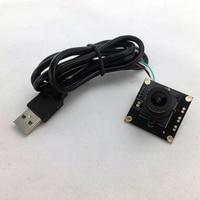 Vigilância de Vídeo HD1080P Câmera USB mini usb módulo de Câmera UVC Pwb CCTV CMOS da webcam do pc suporte do Windows pc livre grátis