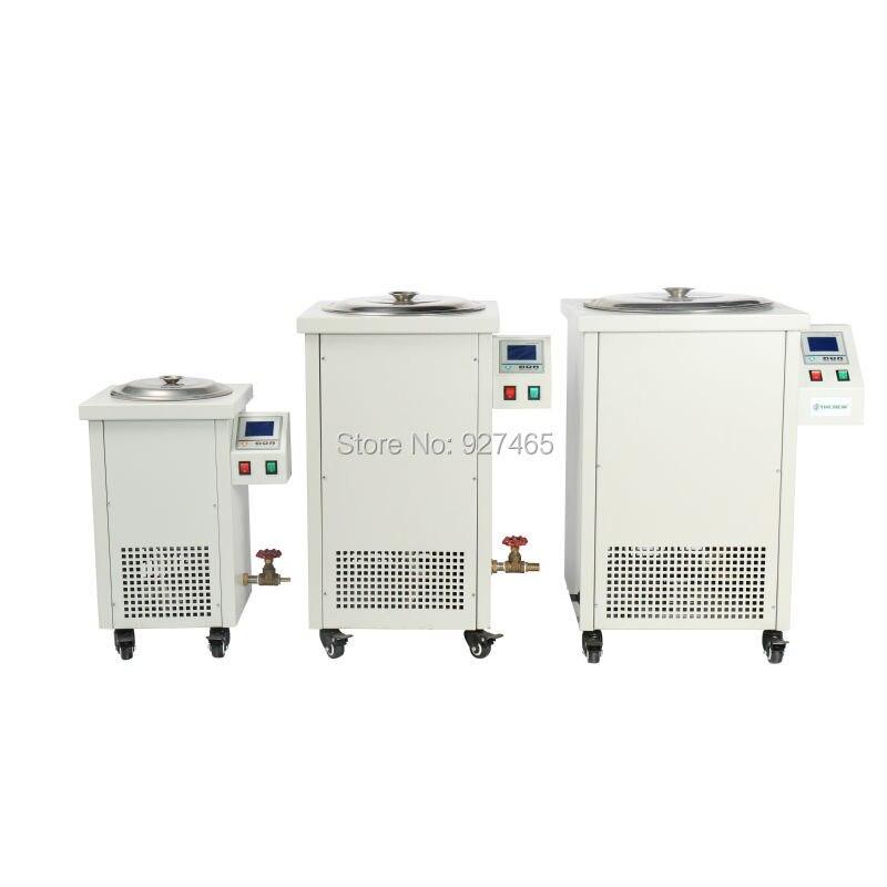 20 л лабораторное устройство электрическая водяная баня, лабораторное термостатическое оборудование с дисплеем digita - 3