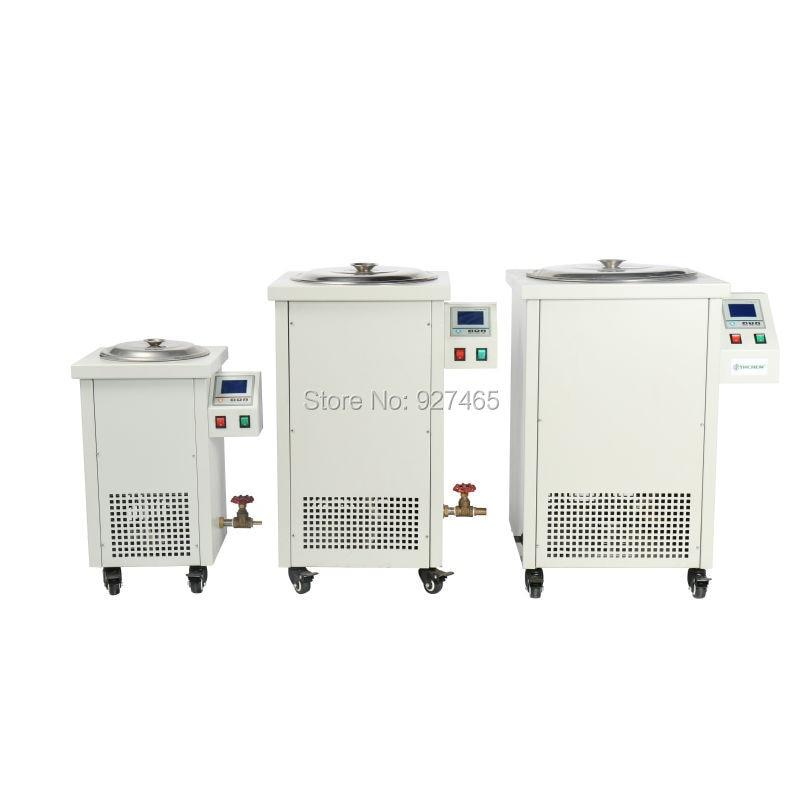Baño de agua eléctrico del dispositivo del laboratorio 20L, equipo termostático del laboratorio con la exhibición de digita - 3