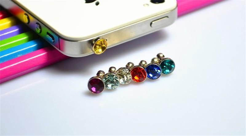 10PCS-Universal-mobile-phone-rhinestone-Crystal-3.5mm-earphone-jack-cap-plug-Anti-Dust-Plug-for-Iphone-4-4S-5-5S-5C-6-6S-Samsung  (3)
