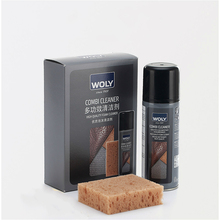 Germany woly 200ml set leather decontamination foam bag cleaner canvas dry cleaning