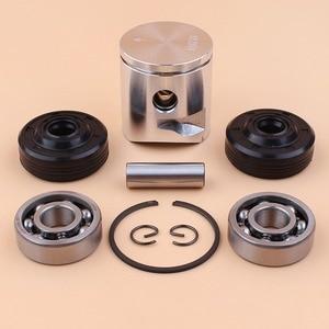 Image 1 - 39mm Piston Pin Ring Crank Bearing Oil Seal Kit Fit Husqvarna 235 236 236E 240 240E Chainsaw Engine Parts 545081894, 530056363