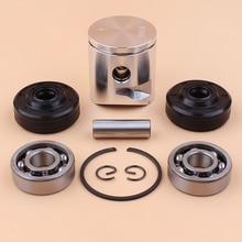 Kit de joint dhuile à Piston 39mm, adapté à Husqvarna 235, 236 236E 240 240E, pièces de moteur de tronçonneuse 545081894, 530056363