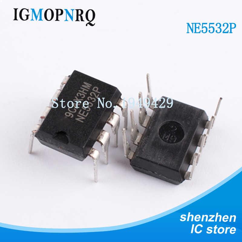 Detail Feedback Questions about 10PCS NE5532P DIP8 NE5532