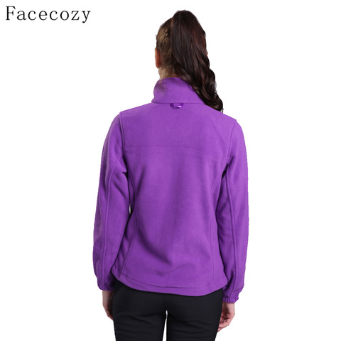 Facecozy Women Outdoor Hiking SoftShell jackets Winter Hooded Thermas Camping Jackets Female Windproof Climbing Coat 2 Pieces Islamabad