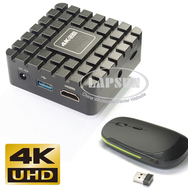 4K UHD HDMI Industrial Microscope Digital Video Camera Measuring Scale Measurement Function C mount
