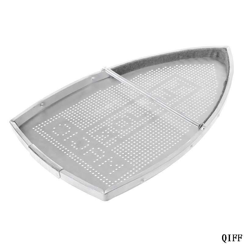 Capa de ferro para teflon sapato tábua de auxílio para engomar proteger tecidos pano calor fácil novo mar28