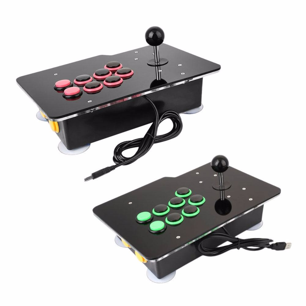 Gasky Original For Arcade Game Joystick Controller For PC USB Video Game Console Professional Gamer Classic arcade joystick hot sale video game console kit with double joystick button for gamer arcade tv pc gifts real interactive experience