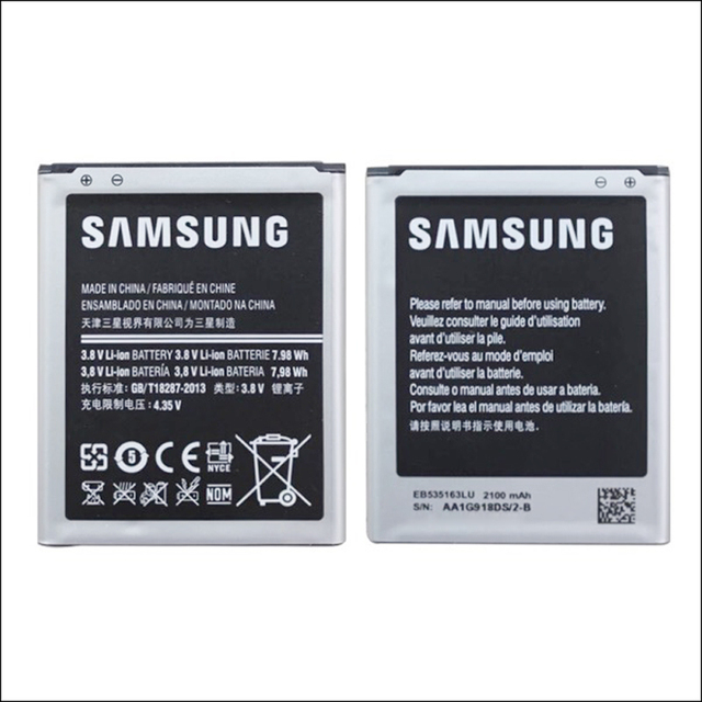 100% Original EB535163LU Replacement for Samsung Galaxy