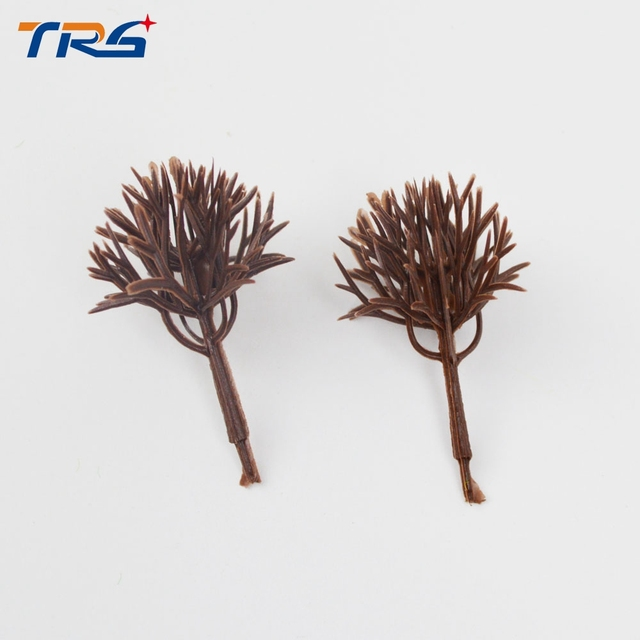 US $31 0 |5cm models trees architecture model making trees Landscape Train  Model Scale Trees-in Model Building Kits from Toys & Hobbies on
