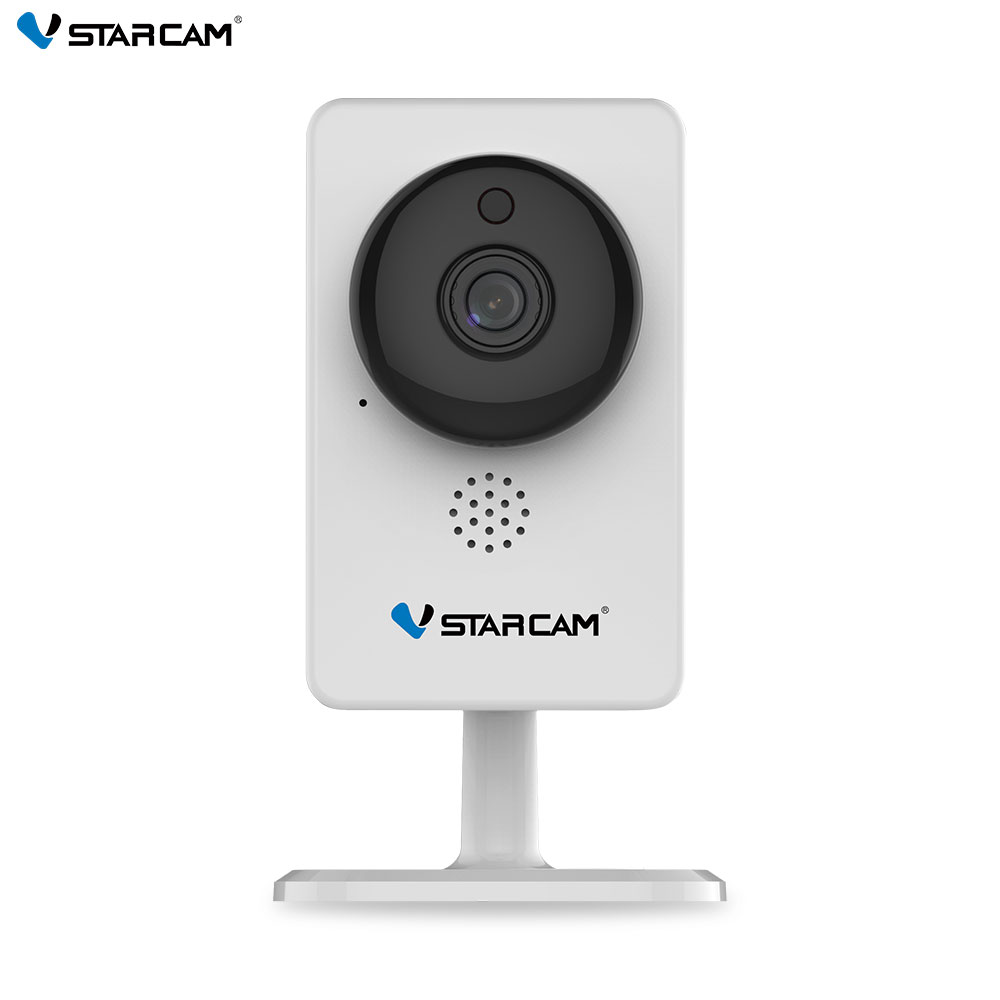 VStarcam C92S IP Camera Wi-Fi 1080P Mini Security Camera Infrared Night Vision Video Monitor White