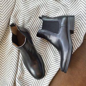 Image 4 - BeauToday تشيلسي أحذية النساء جلد العجل الحقيقي حجم كبير الخريف الشتاء موضة العلامة التجارية حذاء قصير اليدوية 03025