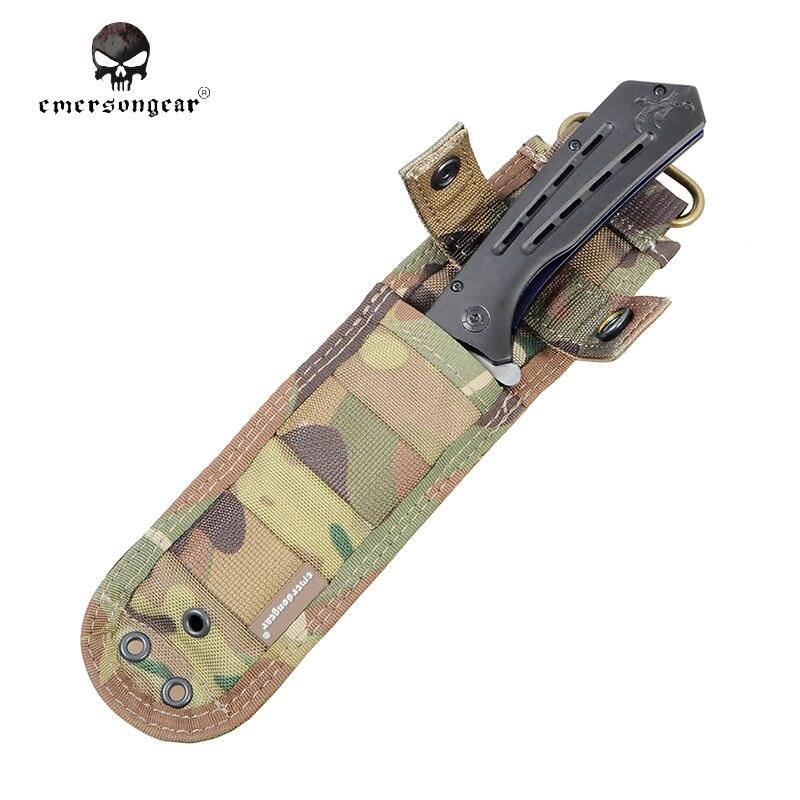 Emerson font b Tactical b font font b Knife b font Case EM8332 1000D Nylon font