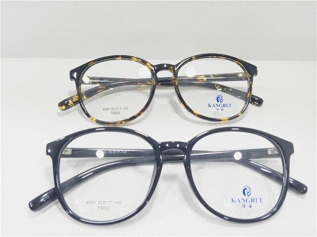 New Pattern Fashion Trend Tr Glasses Frame Exceed Light Leg 360 DEG Rotating Mirror Leg Twist Not So Bad Spectacle Frame