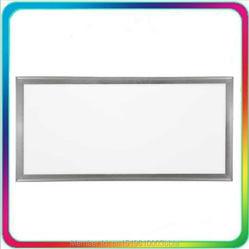 цена 4PCS 85-265V Warranty 3 Years Super Bright 72W 600*1200 LED Panel Light 600x1200 600x1200mm 60x120cm