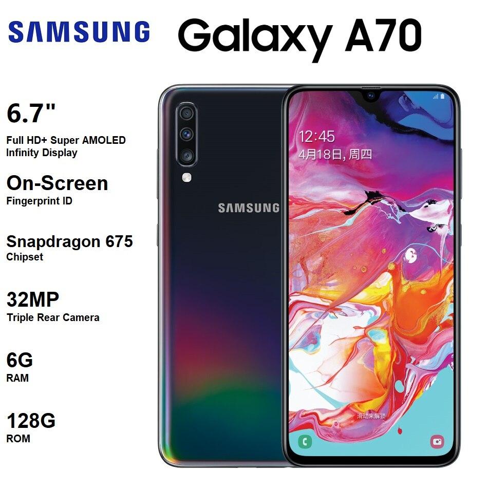 Nouveau Samsung Galaxy A70 6.7
