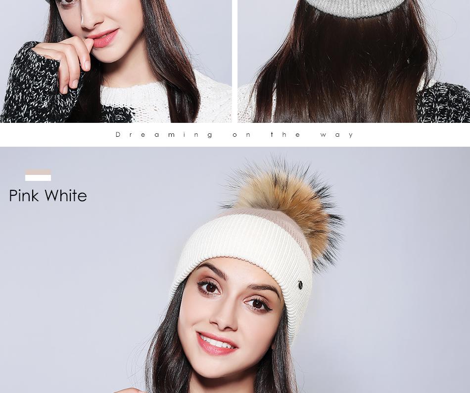 Winter Hat For Women MZ744 (10)