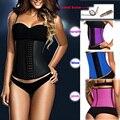 Faja corset 100% latex cintura instrutor atacado mulheres cincher cintura emagrecimento shaper 10 pcs latex cintura shaper body shaper do espartilho