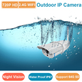 IP67 Waterproof CCTV Camera outdoor use IR-Cut support 64G TF Card APP EYE 4 & EyeCloud
