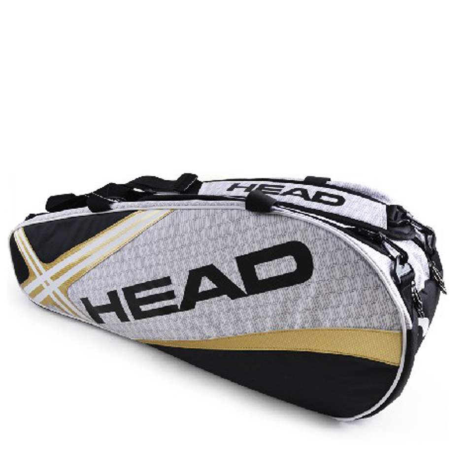 Head Tennis Bag Tennis Racket Bag Union Jack Sports Bag Capacity 3 6 Tennis Racquets Bag