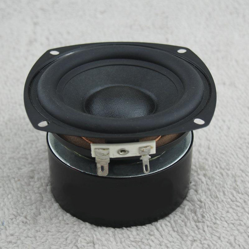 93mm 3 5 inch 4ohm 6ohm 8ohm 30W Hifi Audio Speaker Woofer Subwoofer Bass Horn Loudspeaker
