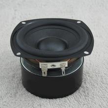 """93mm 3.5 """"cal 4ohm 6ohm 8ohm 30 W Hifi Audio głośnik niskotonowy Subwoofer Bass Horn głośnik trąbka DSCS 3.5 01B"""