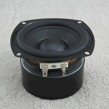 """93mm 3.5 """"inch 4ohm 6ohm 8ohm 30 W Hifi Audio Speaker Woofer Subwoofer Bass Hoorn Luidspreker Trompet DSCS 3.5 01B"""