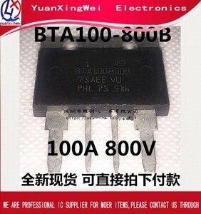 Image 1 - Free Shipping 2pcs/lot BTA100 800B BTA100 800 BTA100800B Very good quality