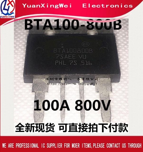 Free Shipping 2pcs/lot BTA100 800B BTA100 800 BTA100800B Very good quality