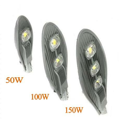 10pcs Outdoor Lighting Led Streetlight 30W 50W 100W 150W Led Street Light Lamp Waterproof IP65 110V 220V 230V 240V Path lights 4pcs outdoor lighting led street light 50w 100w 150w led streetlight street lamp waterproof ip65 ac85 265v path lights