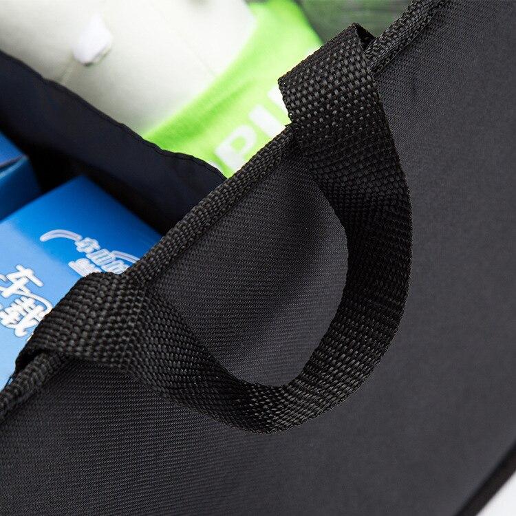 EAFC автомобильный органайзер для багажника экологически чистый супер прочный и прочный складной ящик для хранения грузов для автомобильных грузовиков SUV багажник коробка