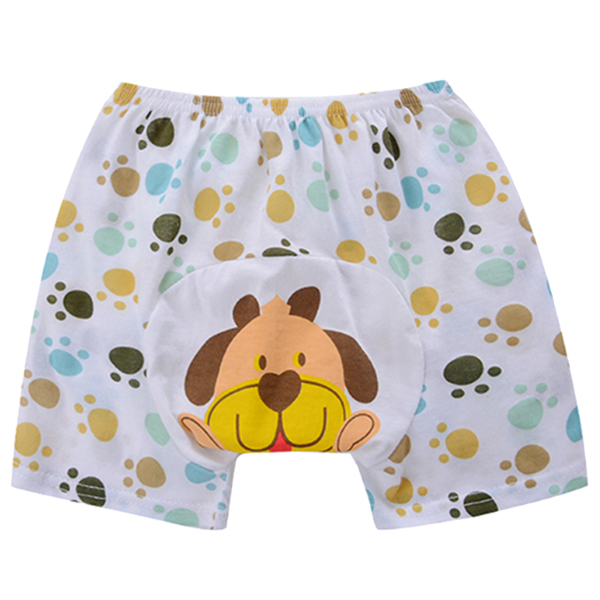 2017 Real Baby Underwear Boy Gril Children Kids Pants Cotton Shorts Training Panties Unisex Top Quality Toddler