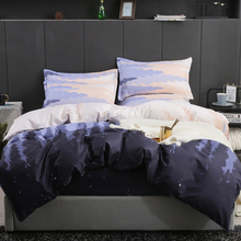 PROMOTION 4pcs luxurious embroidery jacquard bedding set BEDDING promotion 7pcs embroidery 100