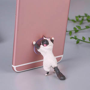 Mobile Phone Bracket for iPhone X 7 6 Tablets Universal Cute Cat Cell Phone Holder