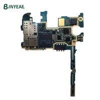 BINYEAE 32GB Unlocked For Samsung Galaxy Note 3 N9005 Motherboard Europe Version For Note 3 N9005