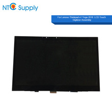 MEIHOU For Lenovo Thinkpad x1 Yoga 2018 LCD Touch Screen Digitizer Assembly NV140FHM-N51 PN SD10K93517 FRU 00NY446 LCD Screen