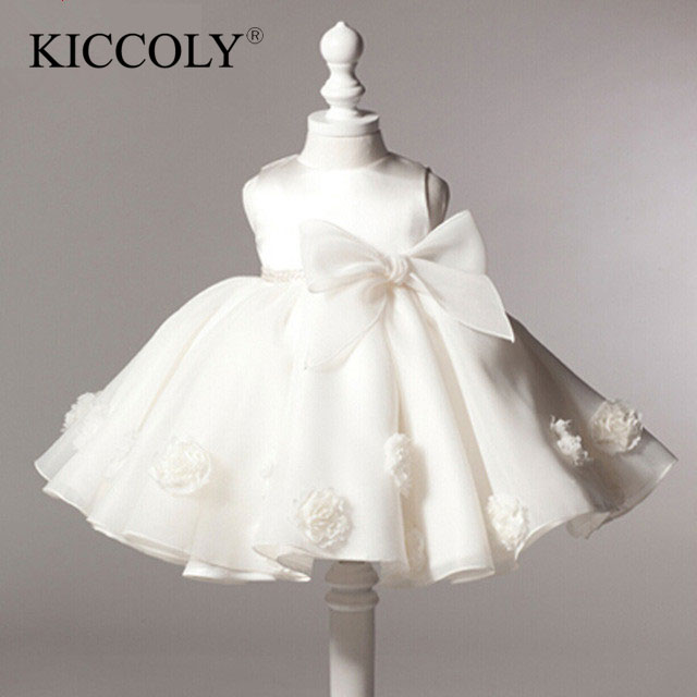 New Arrival Little Girl Ball Gown Scoop Glitz Pageant Flower Girls Dresses For Children Wedding First Holy Communion Gown new white and blue lace flower girl dresses birthday party pageant prom glitz frocks first communion ball gowns for juniors