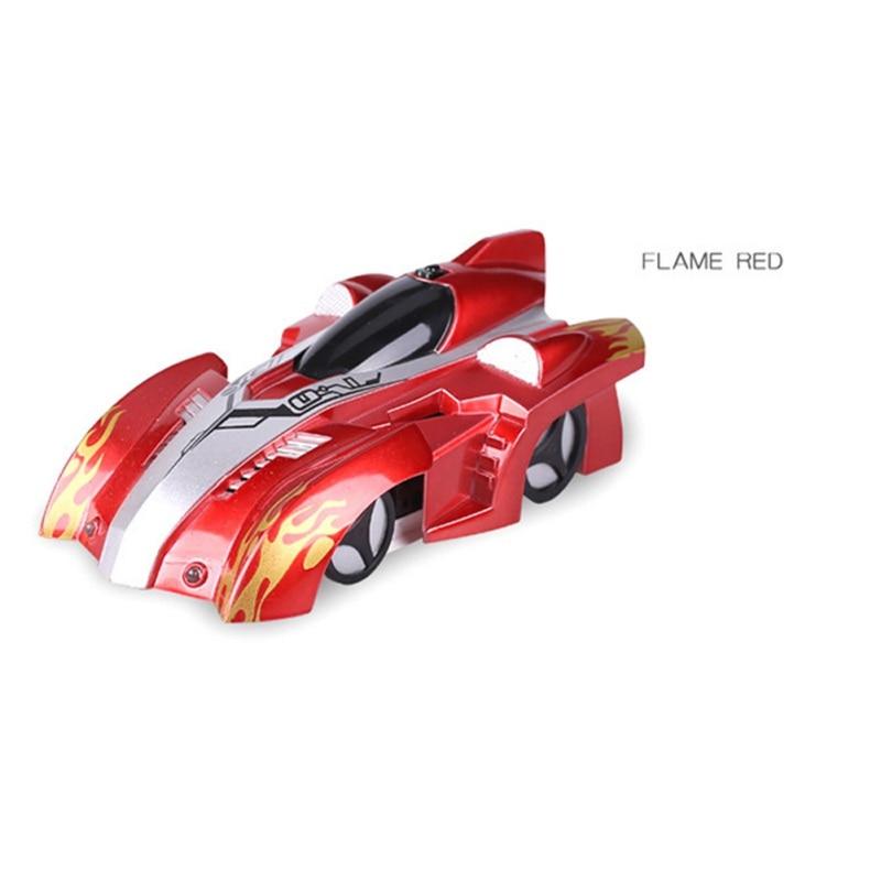 Moda bebé juguetes niños juguetes de Control remoto eléctrico coche rocódromo recargable Vertical escalada pared L1