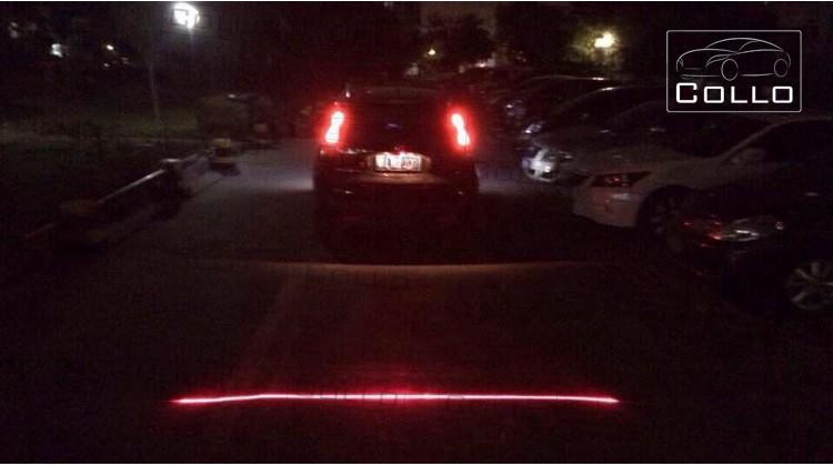 Auto Laser Fog Hight 07