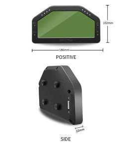 Image 5 - 9 em 1 Display LCD Digital Medidor de Carro de Corrida de Rally Dash Dashboard Kit Sensor de Tacômetro Medidor de Carro À Prova D Água Cheia DO908