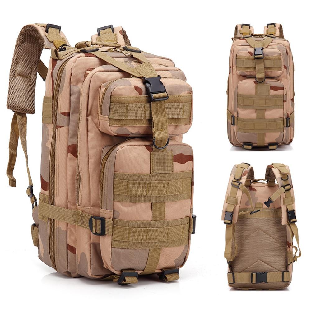 1000D Nylon 8 Colors 30L Waterproof Outdoor Military Rucksacks Tactical  Backpack Sports Camping Hiking Trekking Fishing Hunting  00835d49c852e
