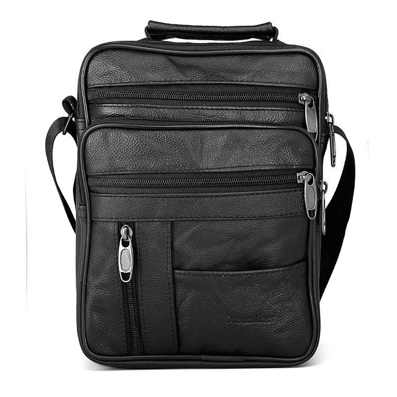 2018 Männer Hohe Qualität Schulter Tasche Aktentasche Taschen