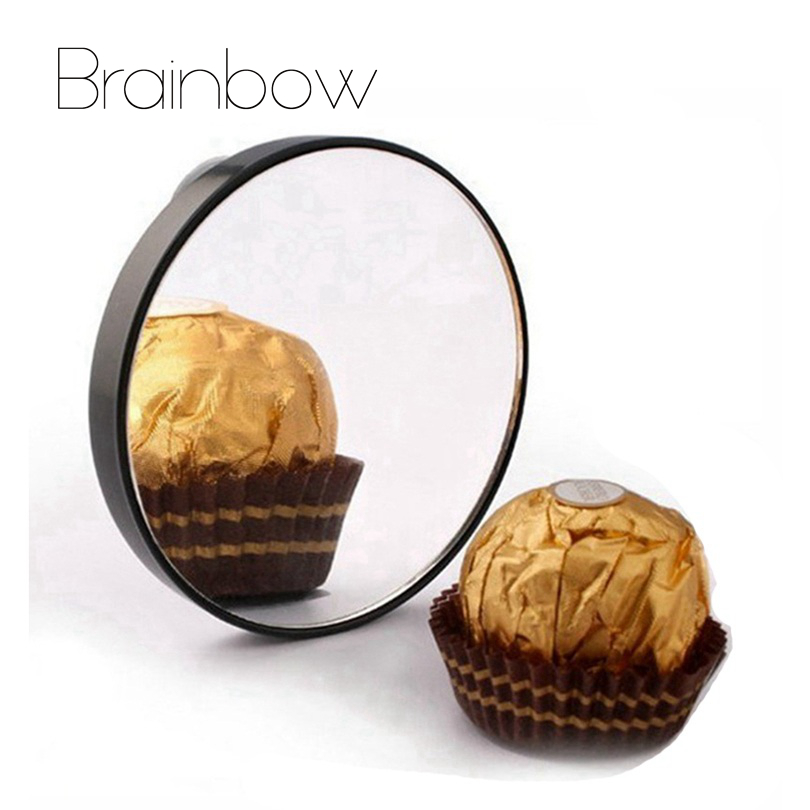 Quality 10x magnifying pocket makeup mirror wall portable for Mirror quality