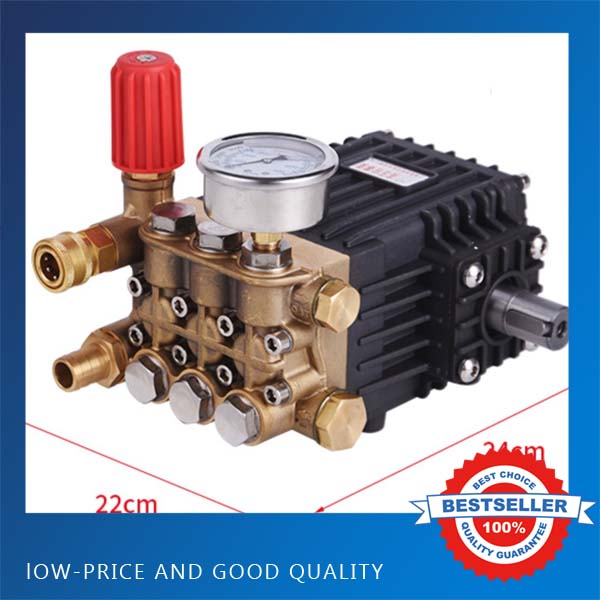 All Copper Commercial Cleaning Machine Water Pump