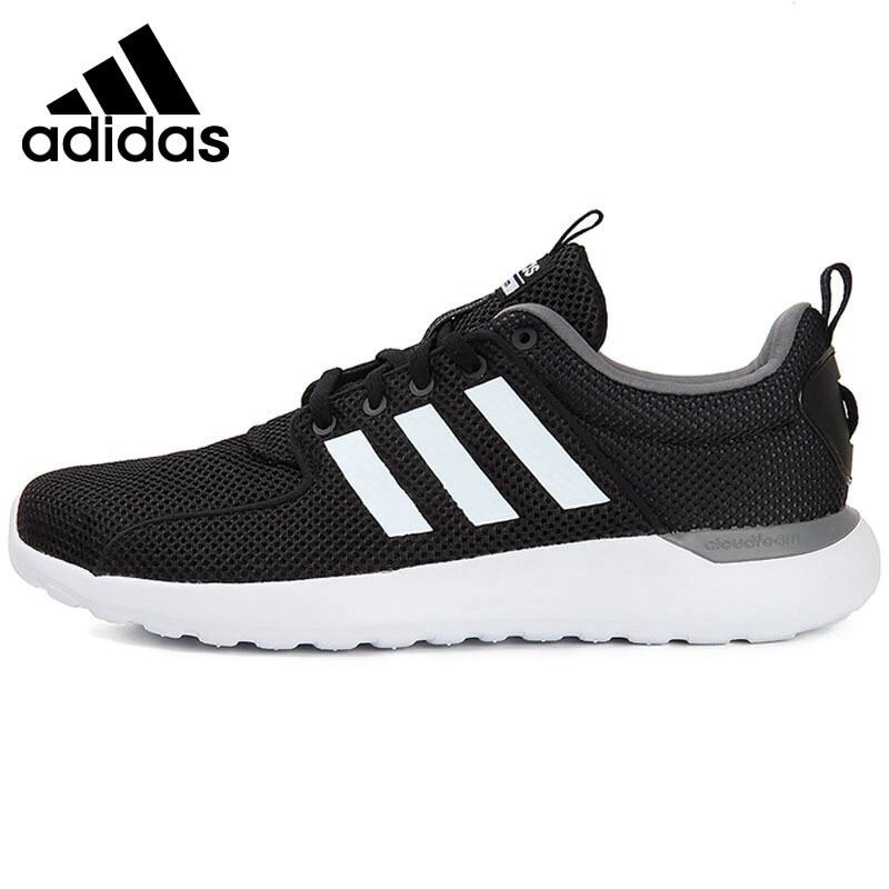 Nuovo Arrivo originale 2018 Adidas NEO Etichetta CF LITE RACER Unisex Scarpe da pattini e skate Scarpe Da Ginnastica